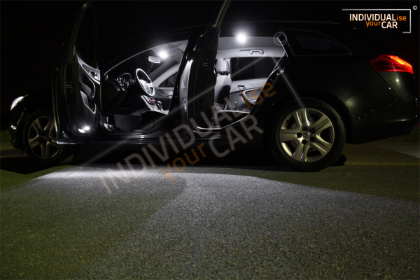 LED Innenraumbeleuchtung SET für Opel Insignia Sports Tourer - Pure-White