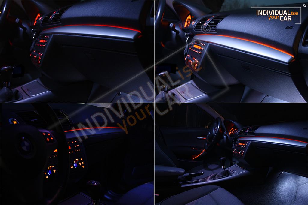 IndividualiseYourCar Shop - 1er E81 E82 E87 E88 Armaturenbrett EL ... | {Armaturenbrett bmw 49}
