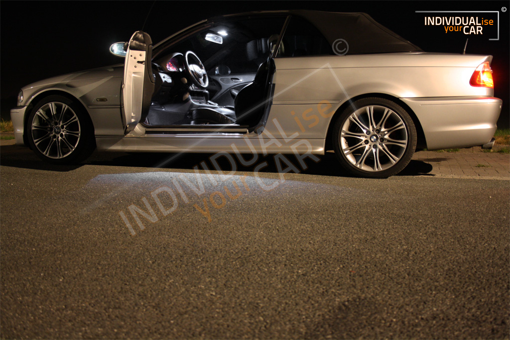 Individualiseyourcar Shop 3 Series E46 Cabrio Led Kit Pure White