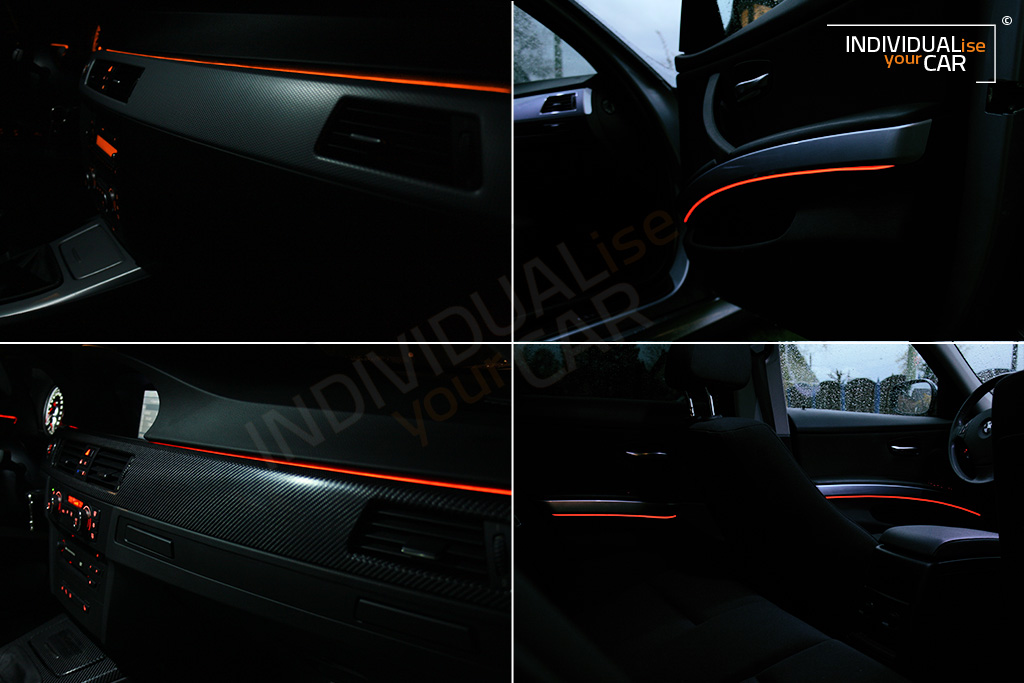 IndividualiseYourCar Shop - EL Ambience Light for BMW 3