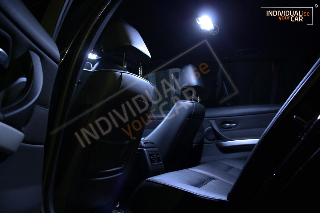 individualiseyourcar shop - led innenraumbeleuchtung set für bmw 3er