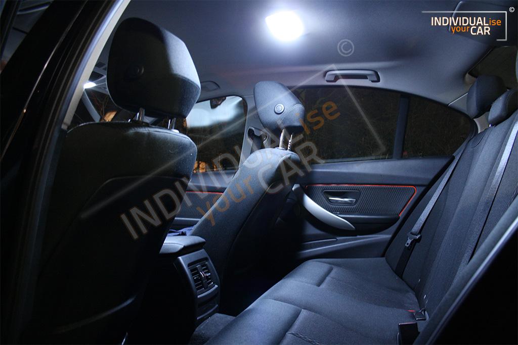 Individualiseyourcar Shop Bmw 3 Series F30 Sedan Led Kit Cool White