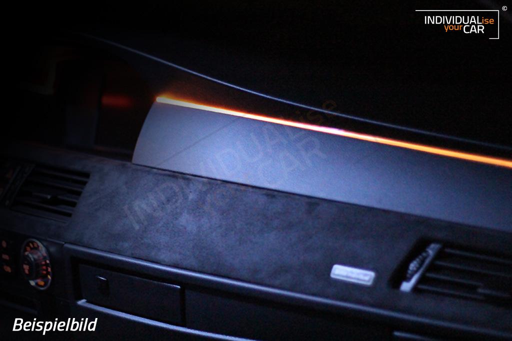 ambitrim/® Ambiente Lichtleiste Ambientebeleuchtung f/ür das Armaturenbrett 2m Blau