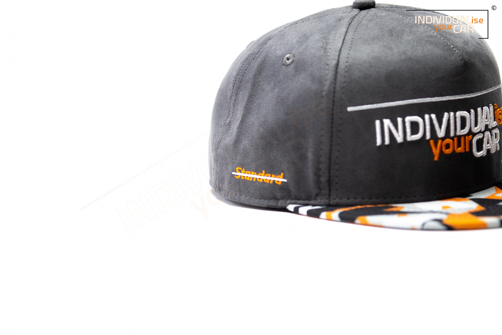 IYC Camouflage Snapback Cap